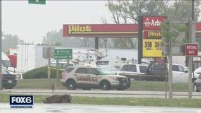 Racine County gas station shootings: Gunman, victim identified