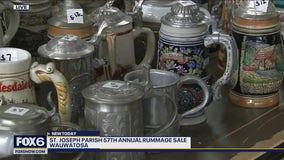 St. Joseph all-parish rummage sale set for July 15-17