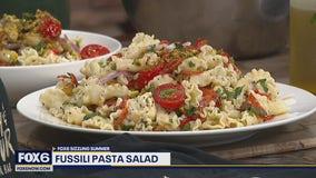 Chef Adam Pawlak shares pasta salad recipe