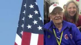 'We Run — They Fly' Honor Flight fundraiser sends vets to DC