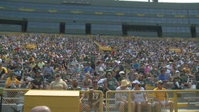1st in-person Packers Shareholders Meeting in 2 years