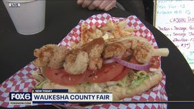 The oldest fair in Wisconsin is back with 5 days of food, fun, animals