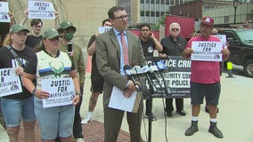 Family speaks about video evidence released in the police shooting of Roberto Zielinski