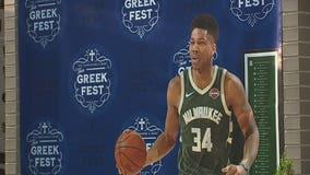 Tosa Greek Fest celebrates Giannis, Bucks' success