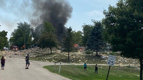 Rome house explosion kills retired firefighter in Jefferson County