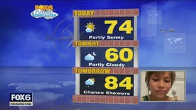 Future Forecaster Flashback: See how 8-year-old Benjamin is doing