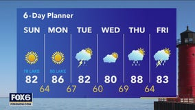 Weather Webcast with Eric Manges