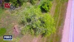 Waukesha County tornado confirmed