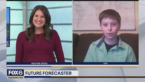 Future Forecaster Flashback: See how 11-year-old Jayce is doing