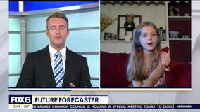 Future Forecaster Flashback: See how 11-year-old Ellie is doing