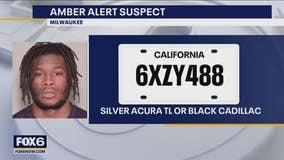 Amber Alert after Milwaukee homicide