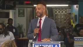 Mandela Barnes announces run for US Senate