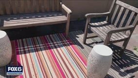 How to choose and care for an outdoor rug