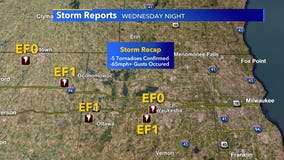 Waukesha County tornado confirmed, 5th in SE Wisconsin