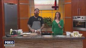 Milwaukee's Chef Adam Pawlak cooks skirt steak enchiladas