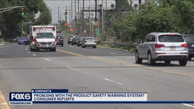 Problems with product safety system