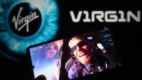 Virgin Galactic giving away two free seats on 2022 spaceflight