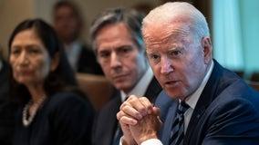 Biden pushes ahead on infrastructure plan after GOP blocks vote
