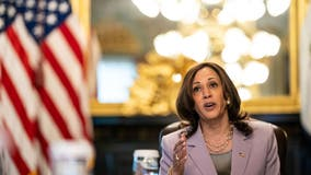 Harris releases strategy to tackle 'root causes' of migration spike