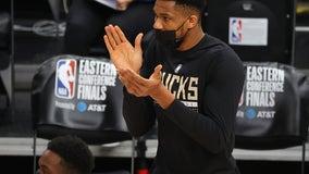 Bucks hope Giannis can return for long-awaited Finals