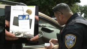 Milwaukee police Bluetooth device giveaway promotes safe driving