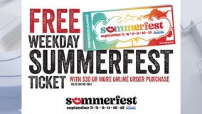 Cousins Subs offers Summerfest tickets, here's how