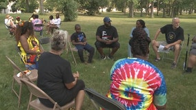 Milwaukee community gathers to stop violence: 'We're standing up'