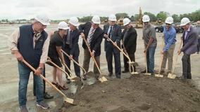 Heartland Produce Company breaks ground on new facility