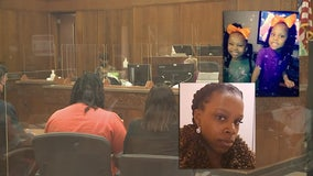 Life in prison: Arzel Ivery sentenced for killing Jerica Banks, daughters