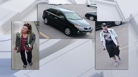 Slinger police seek theft suspects