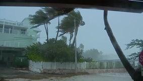 Hurricane Elsa gaining strength as it nears Florida landfall