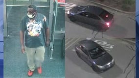 Suspect sought in Target theft