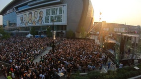 Bucks' Deer District 'safe, secure' with capacity expanded for Game 6