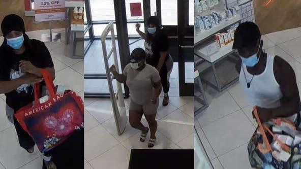 Menomonee Falls ULTA Beauty theft, 3 sought