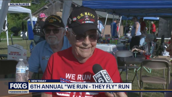 A special event taking place in Milwaukee to honor our veterans