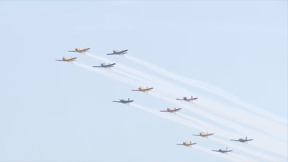 EAA Airventure begins in Oshkosh: 'Super Bowl of aviation'