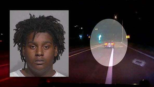 Stolen vehicle pursuit, Milwaukee teen charged: video