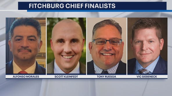 Alfonso Morales Fitchburg police chief finalist