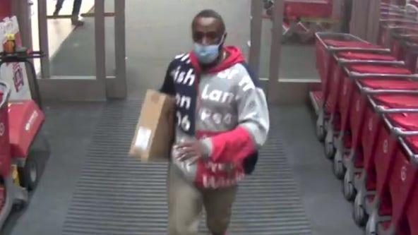 Brookfield police seek Target thief