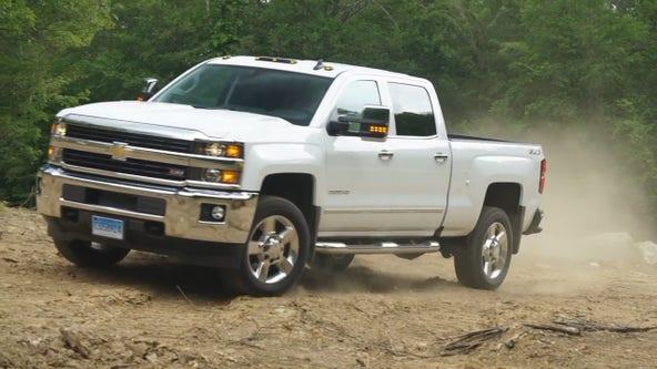 Hidden dangers of big trucks