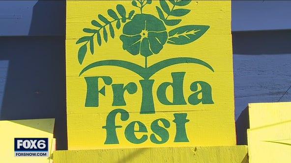 Frida Fest on Milwaukee's South Side