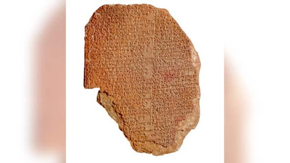 Hobby Lobby ordered to forfeit ancient artifact bought for $1.6M to US