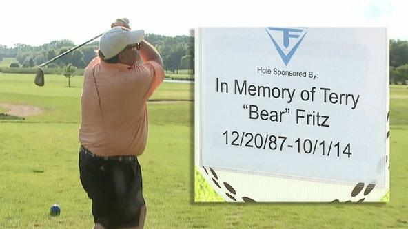 Golf outing raises substance abuse awareness