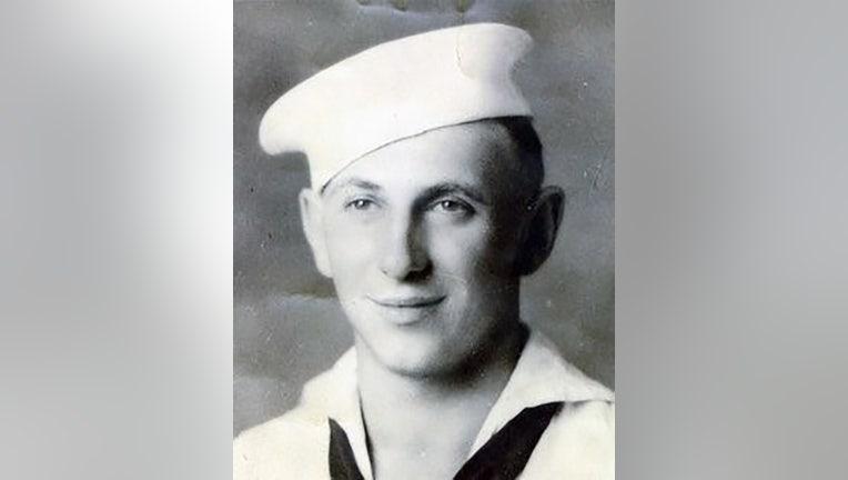 Navy Fireman 1st Class Kenneth E. Doernenburg