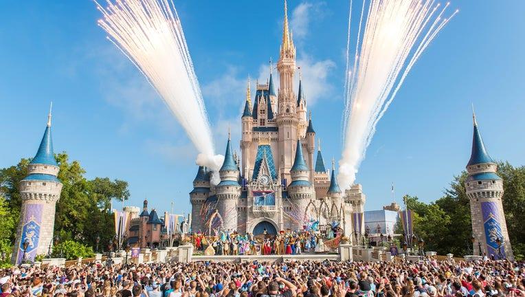 Walt Disney World Resort Celebrates 45th Anniversary to Colorful Fanfare