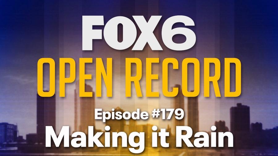 Open Record: Making it rain