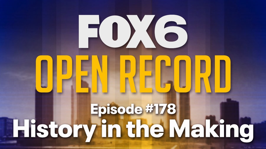 Open Record: History in the making