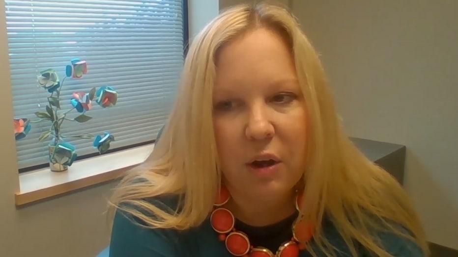 Secretary-designee Amy Pechacek