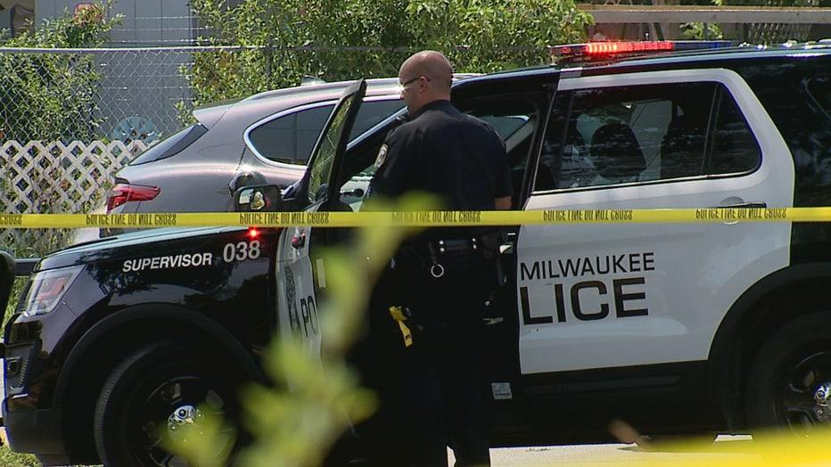 Shooting at 18th and Burleigh, Milwaukee