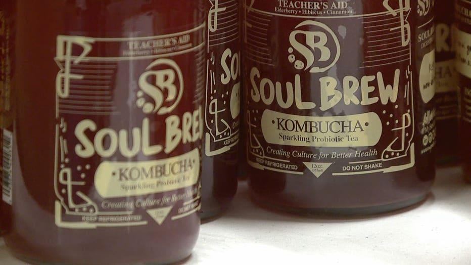 Soul Brew Kombucha